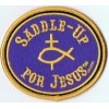 Official Saddle Up For Jesus